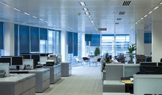 Охрана офисных и административных зданий